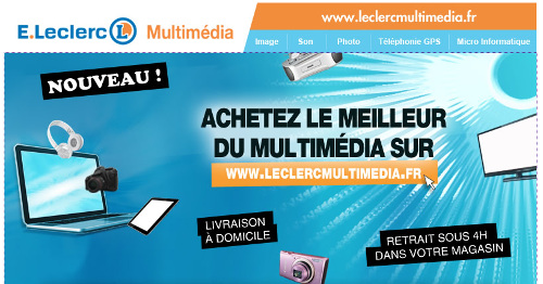 Site marchand multimedia